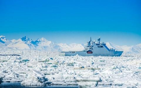 Larger cruise ships have been banned from entering Svalbard since January 2015 - Credit: istock