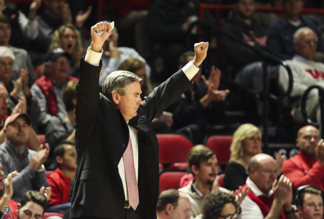 Western Kentucky and coach Rick Stansbury secured a commitment from five-star basketball recruit Charles Bassey on Wednesday. (AP)
