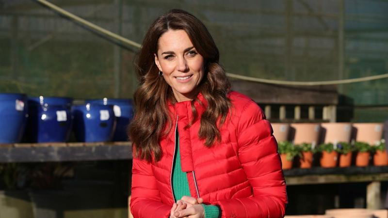 Kate Middleton Says Prince Louis Follows Her 'Everywhere' and Is Talking!