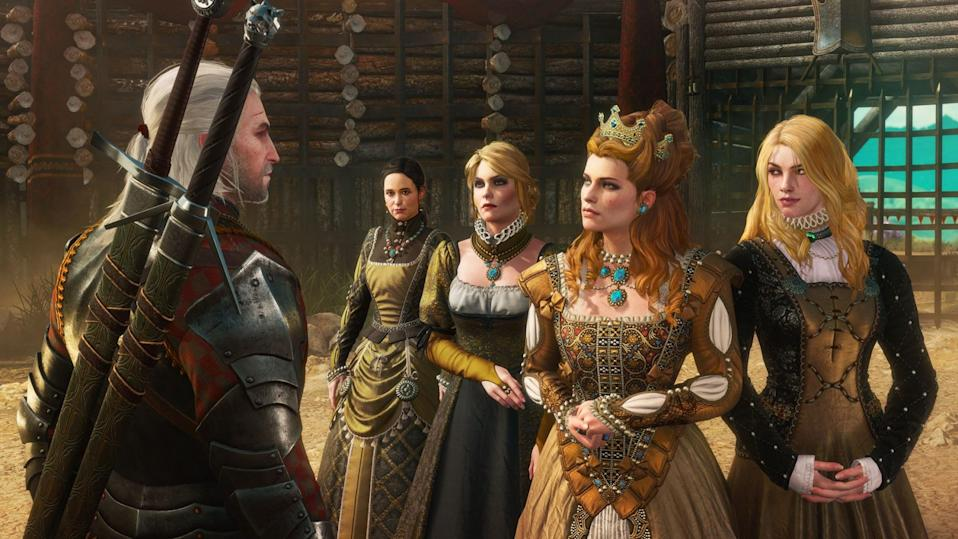 The Witcher 3 Is Coming To PS5 & Xbox Series X