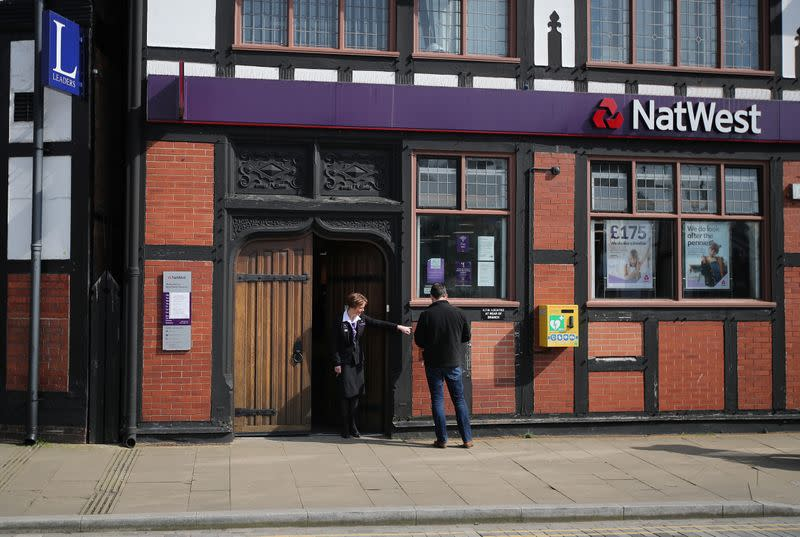 NatWest presses ahead with more job cuts in face of coronavirus crisis