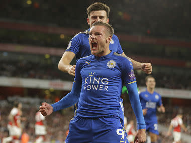 FA Cup: Leicester City will not hasten Jamie Vardy's return against Fleetwood Town, says Claude Puel