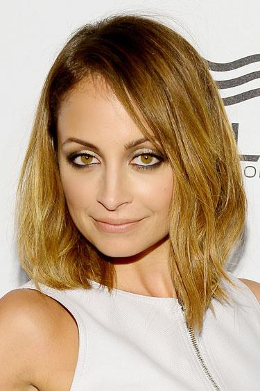 """<div class=""""caption-credit""""> Photo by: Michael Kovac/Getty Images Entertainment</div><div class=""""caption-title"""">Nicole Richie</div><b>The Cut:</b> Hairstylist <a rel=""""nofollow"""" target="""""""" href=""""http://andylecomptesalon.com/?link=emb&dom=yah_life&src=syn&con=blog_blog_hbz&mag=har%20"""">Andy LeCompte</a> gave Richie a graduated bob, with soft, invisible layers throughout. In front, the longest pieces hit a few inches below the chin, while the shortest bits hug the nape of the neck. <br> <br> <b>What You Should Know:</b> """"This is actually a very versatile cut,"""" explains LeCompte. """"The hidden layers can make fine hair look thicker, or thin out hair that's overly voluminous."""" A rock 'n roll texture-think Debbie Harry-prevents the dangerous middle length tip into mom-bob territory. <br> <br> <b>Read More: <br> <a rel=""""nofollow"""" target="""""""" href=""""http://www.harpersbazaar.com/beauty/health-wellness-articles/skincare-tools-0311?link=emb&dom=yah_life&src=syn&con=blog_blog_hbz&mag=har"""">Skin Gadgets That Actually Work</a></b> <br> <b><a rel=""""nofollow"""" target="""""""" href=""""http://www.harpersbazaar.com/beauty/health-wellness-articles/fitness-diaries-get-fit-fast-0612?link=emb&dom=yah_life&src=syn&con=blog_blog_hbz&mag=har"""">Steps to Get Fit in Four Weeks</a></b> <br>"""