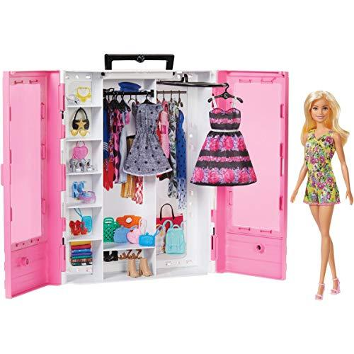 Barbie Fashionistas Ultimate Closet with Doll (Amazon / Amazon)