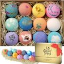 <p>This <span>Life Around 2 Angels Bath Bombs Gift Set </span> ($25) is a self-care-lover's dream.</p>