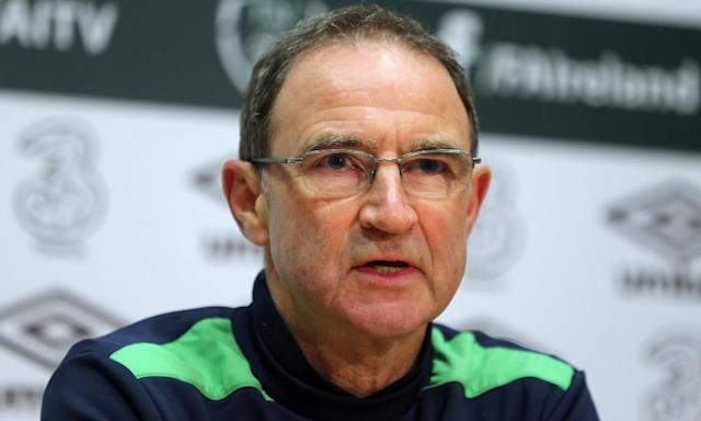"<span class=""element-image__caption"">Martin O'Neill is less than impressed with Ronald Koeman's criticism.</span> <span class=""element-image__credit"">Photograph: Lorraine O'Sullivan/PA</span>"