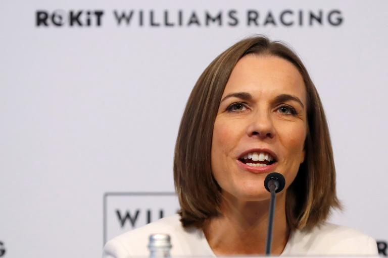 Williams family announce departure from Formula One