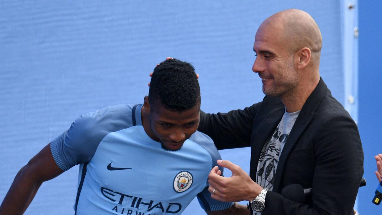 The Super Eagles forward is happy at the Ethiad Stadium outfit, and has vowed never to give up in his quest for a return to Pep Guardiola's squad