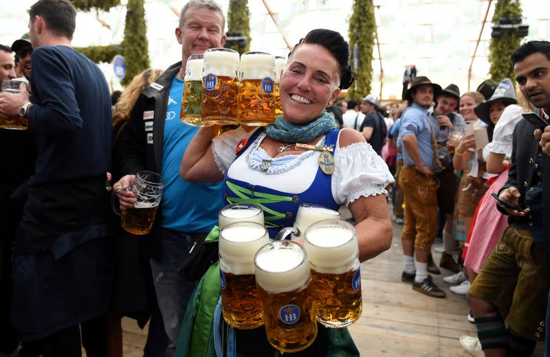 Germany's Oktoberfest cancelled due to coronavirus