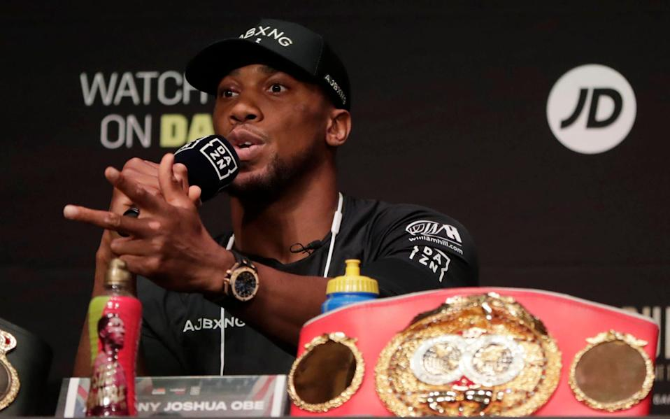 Anthony Joshua vs Kubrat Pulev: When is the fight, how can I watch and what is our prediction? - AP