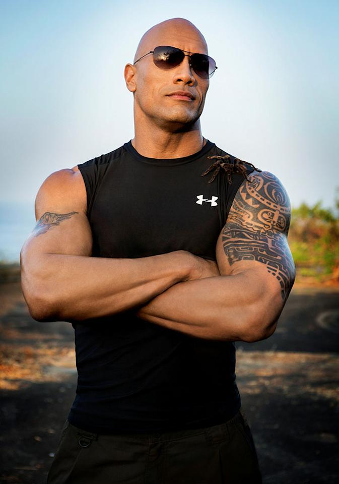 "TNT's ""The Hero,"" headlined by Dwayne ""The Rock"" Johnson, will bring nine people together tackling extraordinary feats in an unexpected and dramatic setting."