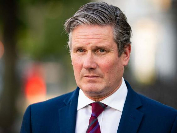 Labour leader Sir Keir Starmer has said he will not call for an extension (PA)