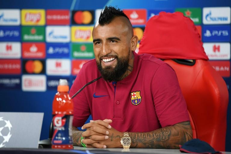 'Warrior' Vidal joins Inter to continue Barcelona exodus