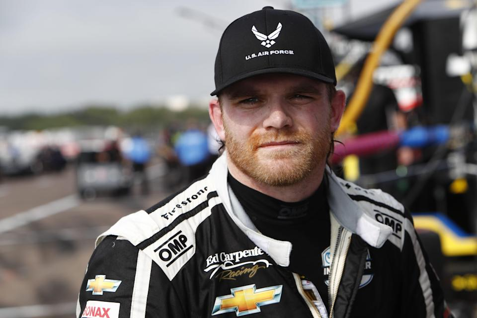 Conor Daly has the 19th starting position for the 2021 Indianapolis 500.