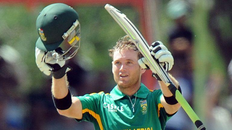 Colin Ingram plays T20 Cricket all around the globe