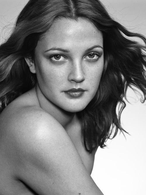 Drew Barrymore Im In Anything But Exhibition Mode