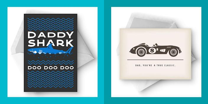 """<p>There's no shortage of ways to show dad how much you love him on Father's Day 2021. Whether you make a <a href=""""https://www.womansday.com/life/g32697573/diy-fathers-day-gifts/"""" rel=""""nofollow noopener"""" target=""""_blank"""" data-ylk=""""slk:DIY Father's Day gift"""" class=""""link rapid-noclick-resp"""">DIY Father's Day gift</a>, spring for a <a href=""""https://www.womansday.com/relationships/family-friends/g27467309/personalized-gifts-for-dad/"""" rel=""""nofollow noopener"""" target=""""_blank"""" data-ylk=""""slk:personalized gift for dad"""" class=""""link rapid-noclick-resp"""">personalized gift for dad</a>, or decide to show your gratitude via a simple <a href=""""https://www.womansday.com/life/g32616610/funny-fathers-day-cards/"""" rel=""""nofollow noopener"""" target=""""_blank"""" data-ylk=""""slk:Father's Day card"""" class=""""link rapid-noclick-resp"""">Father's Day card</a>, your options for making this year's Father's Day truly special are endless. And if you're on a tight budget (or simply hate the idea of spending a bunch of cash on a card), there are plenty of free Father's Day cards available to download online and print right at home. </p><p>Printing out a free downloadable Father's Day card for the dad or dads in your life isn't the only way to save money on June 20. You can also plan a fun <a href=""""https://www.womansday.com/life/g2988/fathers-day-activities/"""" rel=""""nofollow noopener"""" target=""""_blank"""" data-ylk=""""slk:Father's Day activity"""" class=""""link rapid-noclick-resp"""">Father's Day activity</a> to do with your favorite man, or you can make him a fabulous <a href=""""https://www.womansday.com/food-recipes/food-drinks/g2428/fathers-day-brunch/"""" rel=""""nofollow noopener"""" target=""""_blank"""" data-ylk=""""slk:Father's Day brunch"""" class=""""link rapid-noclick-resp"""">Father's Day brunch</a> in bed. There are also tons of <a href=""""https://www.womansday.com/relationships/family-friends/g1151/fathers-day-presents/"""" rel=""""nofollow noopener"""" target=""""_blank"""" data-ylk=""""slk:Father's Day gift ideas"""" class=""""link rapid-noclick-resp"""">Father's Day gift ideas"""