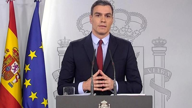 Span's PM Pedro Sanchez has announced the state of emergency to contain the spread of COVID-19