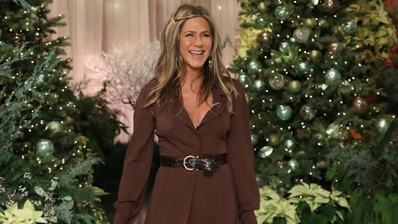 Jennifer Aniston Says It's 'Amazing' to Watch Pal George Clooney as a Dad