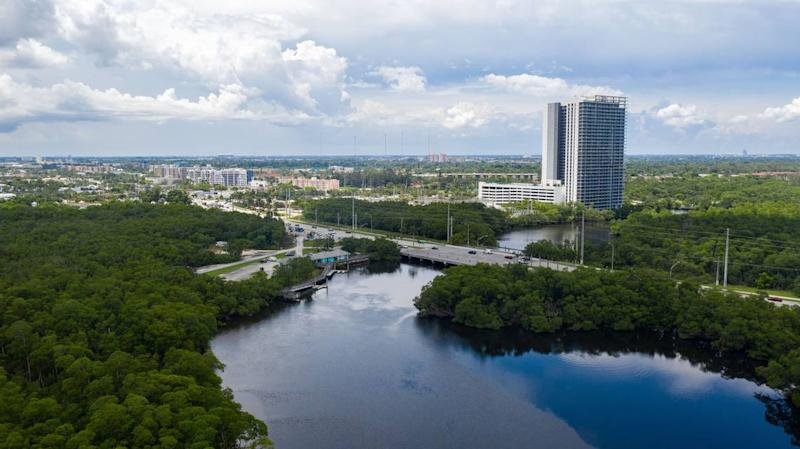 Oleta River spill contained after 1.6 million gallons of waste seeped into water
