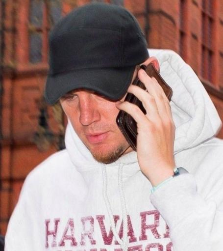 Channing Tatum Spotted Without Wedding Ring for First Time Since ...