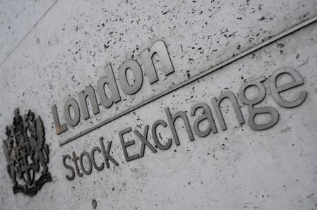 UK shares tumble as trade tensions fuel sell-off