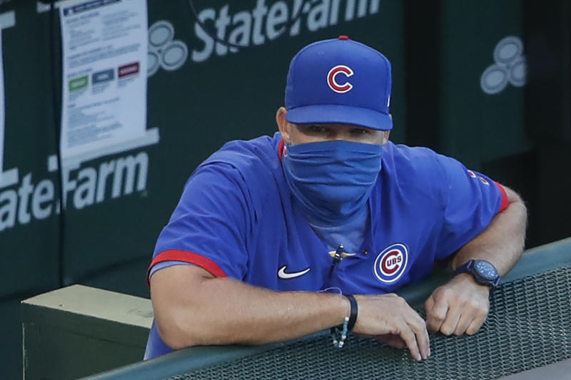 What to expect from David Ross' first playoffs as Cubs manager