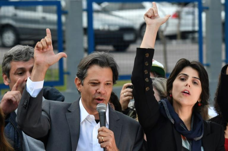 Workers Party presidential candidate Fernando Haddad has less than a month to swing a citical election after the last-minute withdrawal of Luiz Inacio Lula de Silva, who tried to run for a third term despite being jailed on corruption charges
