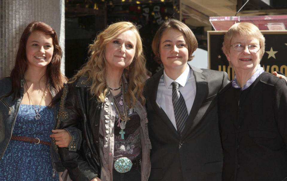 Beckett Cypher was born to Melissa Etheridge and filmmaker Julie Cypher in November 1998. The couple had another child, a daughter, Bailey Jean, 23, who was born in February 1997. (Kevan Brooks/AdMedia /MediaPunch /IPX)