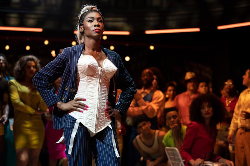 POSE, Angelica Ross in 'Never Knew Love Like This Before', (Season 2, Episode 204, aired July 9, 2019), ph: Macall Polay / FX / Courtesy Everett Collection