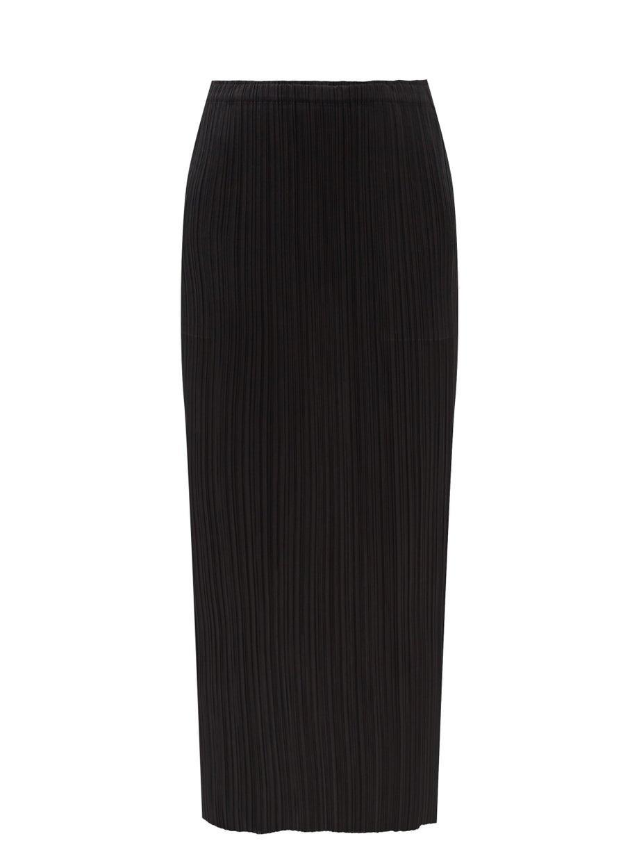 """<h2>Pleats Please Issey Miyake Midi Skirt</h2><br>""""I'm truly an Issey Miyake fangirl and I've always wanted something from the Pleats Please line. It's definitely a wardrobe investment, but this skirt is a stunner and would be the best fall staple to wear for literally the rest of my life."""" – <em>Kate Spencer</em>, <em>Creative & Updates Editor</em><br><br><em>Shop <a href=""""https://www.matchesfashion.com/us/womens/designers/pleats-please-issey-miyake"""" rel=""""nofollow noopener"""" target=""""_blank"""" data-ylk=""""slk:Pleats Please Issey Miyake at MatchesFashion"""" class=""""link rapid-noclick-resp"""">Pleats Please Issey Miyake at MatchesFashion</a></em><br><br><strong>PLEATS PLEASE ISSEY MIYAKE</strong> Technical-pleated midi skirt, $, available at <a href=""""https://go.skimresources.com/?id=30283X879131&url=https%3A%2F%2Fwww.matchesfashion.com%2Fus%2Fproducts%2FPleats-Please-Issey-Miyake-Technical-pleated-midi-skirt-1432277"""" rel=""""nofollow noopener"""" target=""""_blank"""" data-ylk=""""slk:MatchesFashion"""" class=""""link rapid-noclick-resp"""">MatchesFashion</a>"""