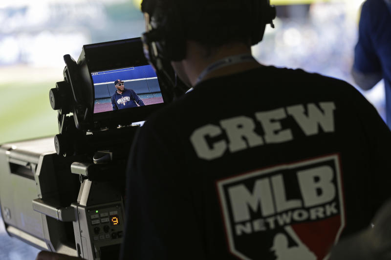 MLB.TV will cost $59.99 in 2020, which is less than a normal season, but more money per game. (AP Photo/Jeff Roberson)