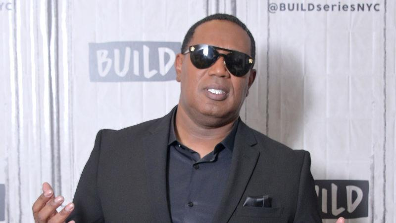 """Master P visits Build to discuss the movie """"I Got the Hook Up 2"""" on July 09, 2019, in New York City."""