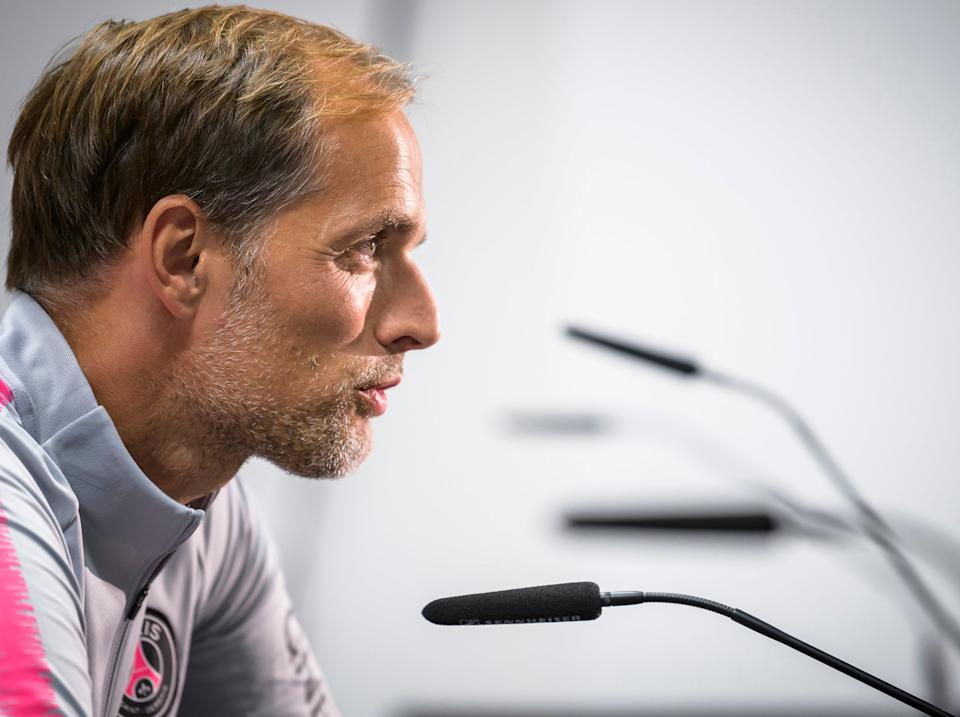 Wenger left Arsenal at the end of last season following nearly 22 years in charge of the Gunners, with Tuchel rumoured to be on the club's list of targets