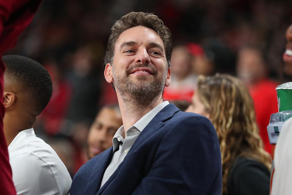 Pau Gasol last played for the Milwaukee Bucks in the 2018-19 NBA season. (Abbie Parr/Getty Images)
