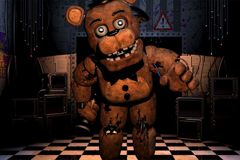 Read an excerpt from Scott Cawthon's second 'Five Nights at Freddy's' novel