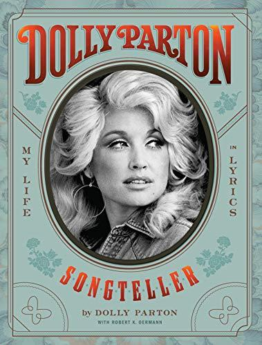 Dolly Parton, Songteller: My Life in Lyrics (Amazon / Amazon)