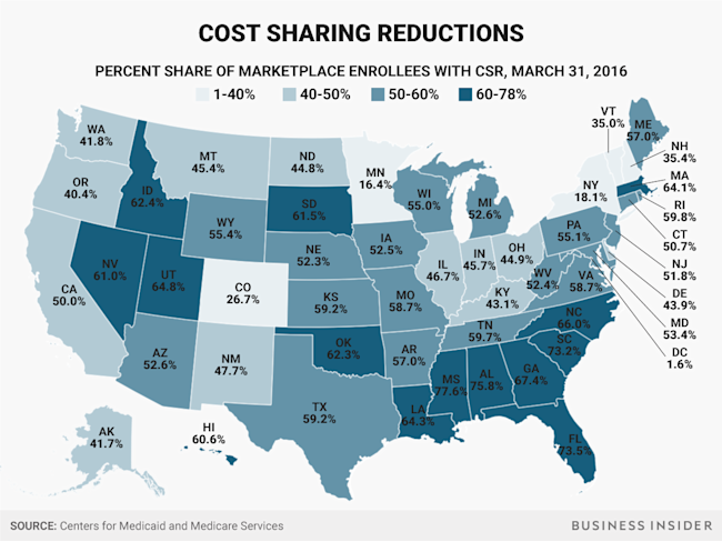 States File Lawsuit Over Insurance Cost-Sharing Subsidies