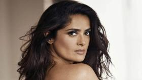 Salma Hayek doesn't care about getting older anymore