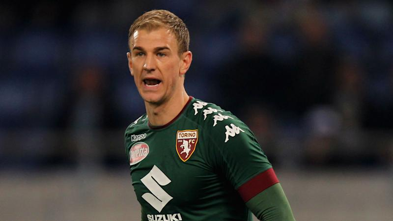 Torino 2 Inter 2: Visitors held despite Hart errors