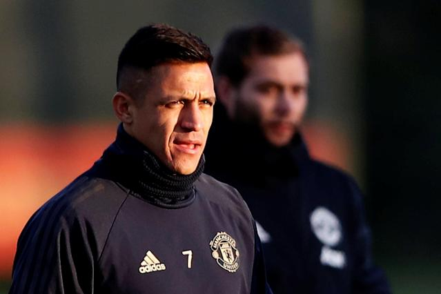 Man Utd star Alexis Sanchez will be sidelined until the new year with a hamstring injury