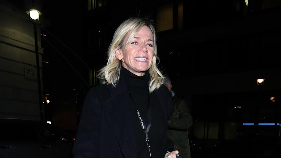 Radio 2 presenter Zoe Ball was confused when her son Woody told her she likes boys and girls.
