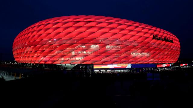 The Allianz Arena and Krestovsky Stadium are the two contenders to host the 2021 Champions League final, UEFA has confirmed.