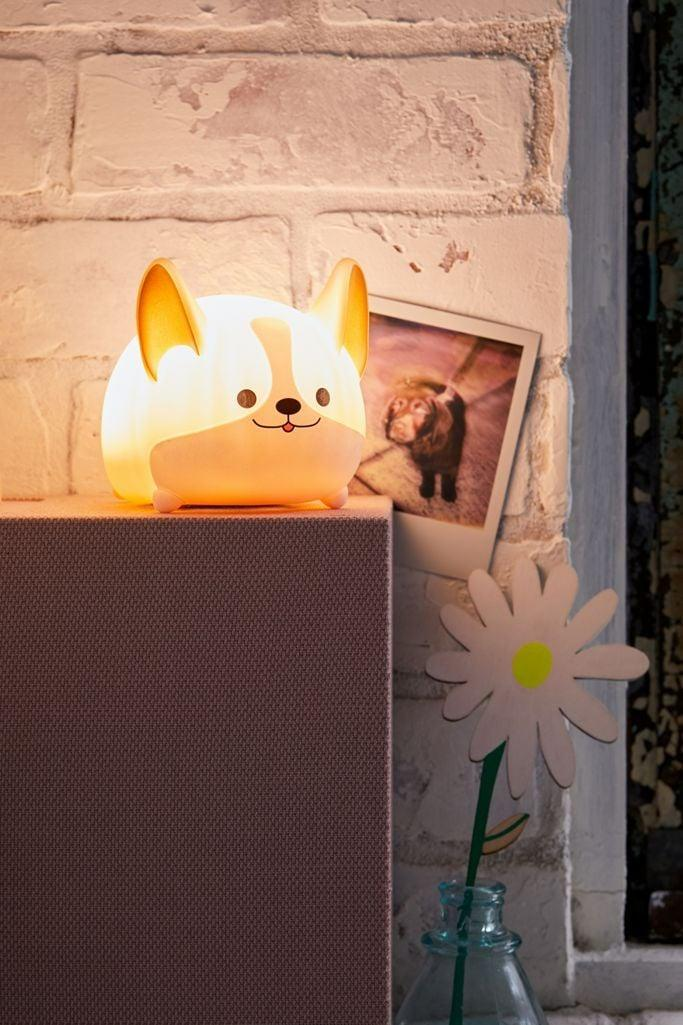 <p>This cute little <span>Sushi Corgi Light</span> ($16) is the only way to light up a space.</p>