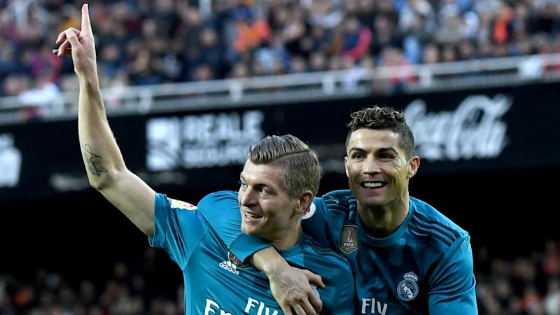 Ronaldo transfer made everyone happy - Kroos