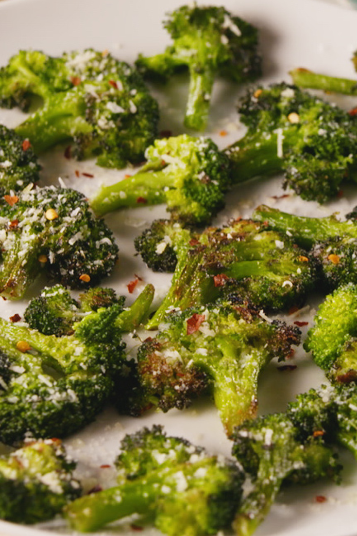 """<p>Just in case you need some more green on your plate.</p><p>Get the recipe from <a href=""""https://www.delish.com/cooking/recipe-ideas/a19501930/smashed-broccoli-recipe/"""" rel=""""nofollow noopener"""" target=""""_blank"""" data-ylk=""""slk:Delish"""" class=""""link rapid-noclick-resp"""">Delish</a>.</p>"""