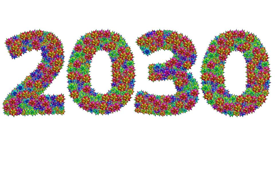 What will 2030 look like? Image: Getty