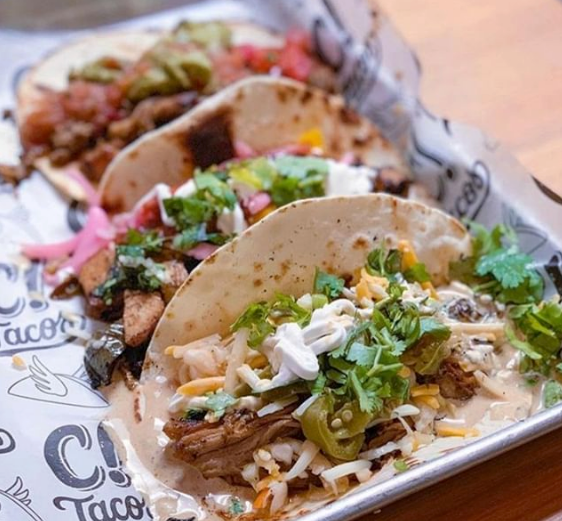 """<p>This <a href=""""https://www.capitaltacos.com/"""" rel=""""nofollow noopener"""" target=""""_blank"""" data-ylk=""""slk:Tex-Mex restaurant"""" class=""""link rapid-noclick-resp"""">Tex-Mex restaurant</a> has 25 chef-created items that can be ordered in a variety of ways: taco, burrito, rice bowl, nachos, and salad. It's won several awards, such as best places to eat and best taco shop in Florida.</p><p><em>Check out <a href=""""https://www.facebook.com/CapitalTacos/"""" rel=""""nofollow noopener"""" target=""""_blank"""" data-ylk=""""slk:Capital Tacos on Facebook"""" class=""""link rapid-noclick-resp"""">Capital Tacos on Facebook</a>.</em></p>"""