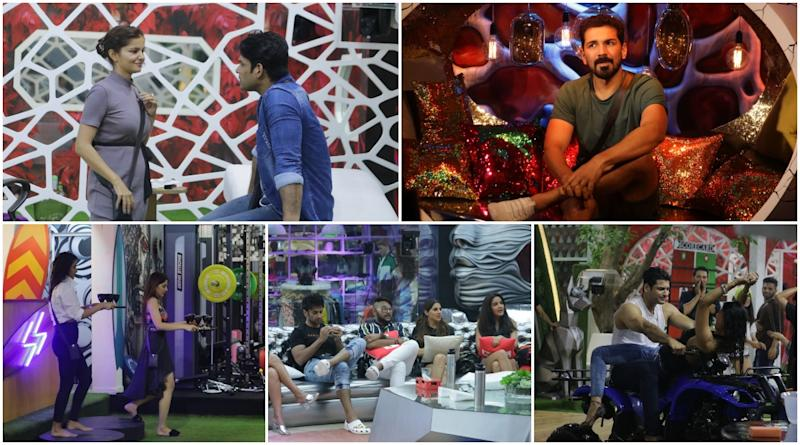 Bigg Boss 14 October 7, 2020 Synopsis: Testing Times For Rubina Dilaik and Abhinav Shukla in the Bigg Boss House