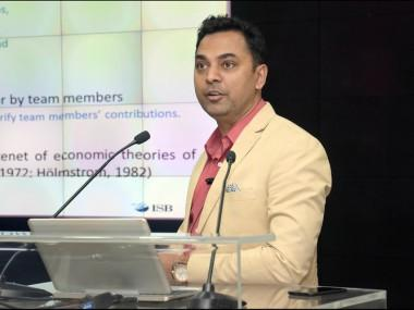 Krishnamurthy Subramanian appointed as new CEA: ISB professor is an expert in banking, economic policy; all you need to know